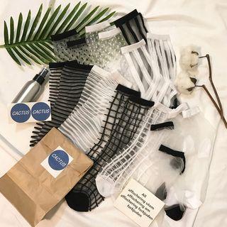 Sheer Socks 1058164418