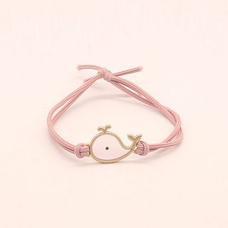 Image of Alloy Whale Hair Tie