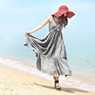 Buy STYLEKELLY Tiered Long Sundress 1022835399