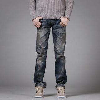 Picture of MITOSHOP Washed Jeans 1022187488 (MITOSHOP, Mens Denim, Korea)