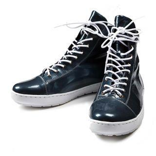 Buy Purplow Handmade High Top Sneakers 1005016237