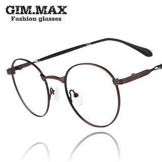 Retro Round Glasses 1048502433
