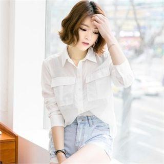 linen-blend-blouse