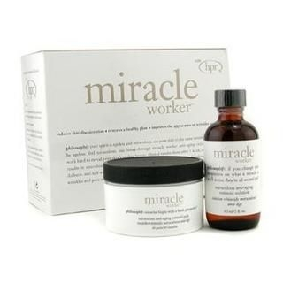 Miracle Worker: Solution 60ml/2oz + Pads 60pads 60pads