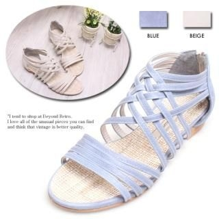 Buy Woorisin Cross Strap Sandals 1022785063