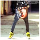 Printed Low-Crotched Pants от YesStyle.com INT