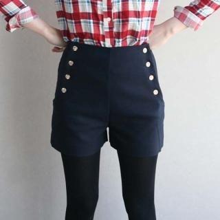 Buy Elli's Cabinet High-Waist Shorts 1022278336