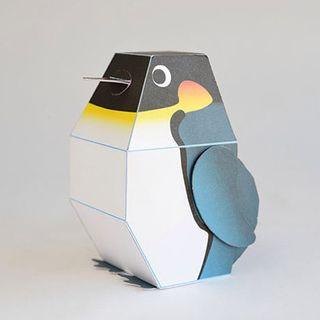 Paper Craft: Rise Penguin