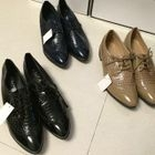 Patent Lace-Up Brogue Shoes от YesStyle.com INT