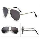 Double Bridge Aviator Sunglasses 1596