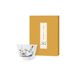 Set of 12: Ceramic Tea Cup 1065621065