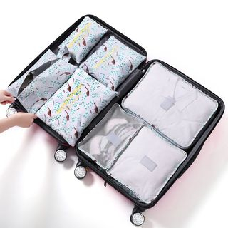 Image of Set of 6 / Set of 7: Travel Packing Cubes