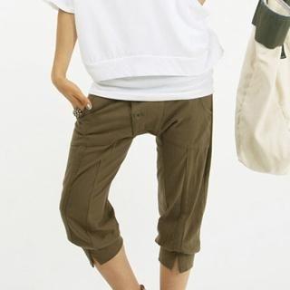 Picture of BBon-J Cropped Pants 1022784950 (BBon-J Apparel, Womens Pants, South Korea Apparel)