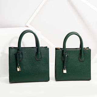Faux-Leather Tote 1056957149