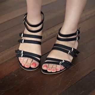Buy STYLEKELLY Buckled Sandals 1022828375