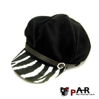 Buy PAR Faux-Leather Patched Cap 1022072754