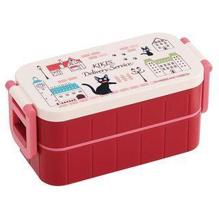 Kiki's Delivery Service Tight 2 Layer Lunch Box (Machi) 1053625766