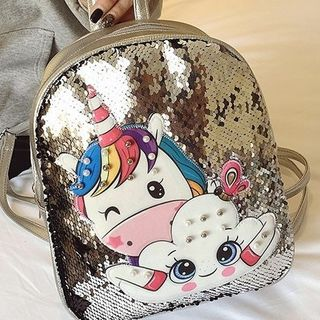 Unicorn   Sequin   Bag