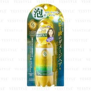 Kose - Salon Style Head SPA Night Treatment Oil 70g