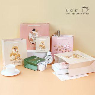 Print | Gift | Dog | Cat | Bag