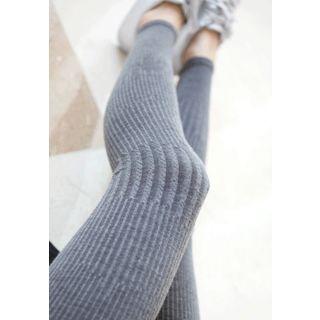 Ribbed Leggings 1052695987