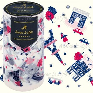 Image of Aimez le style Masking Tape Grand Little paris