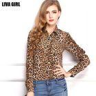 Leopard Print Shirt 1596