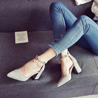 Chunky-Heel Sandals 1061197665