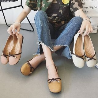 Bow Accent Flats 1062097942