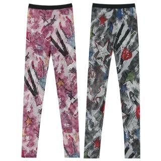 Buy REDOPIN Patterned Leggings 1022690803