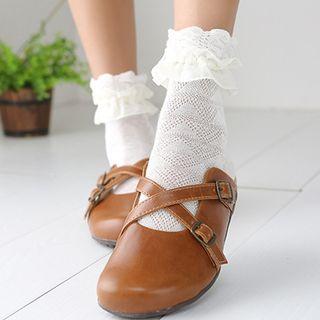 Chiffon   Sock