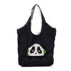 Panda Eco Bag (S) Black - S от YesStyle.com INT