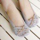 Lace No Show Socks 1596