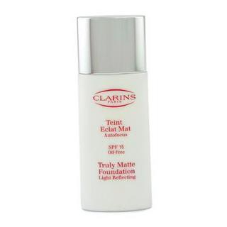 Clarins Truly Matte Foundation Light Reflecting SPF15 Latte 30ml1.06oz