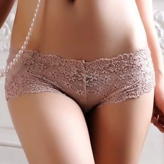 Lace Panties Set (4pcs) 1037602555