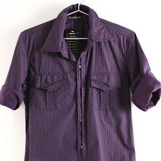 Picture of SERUSH Pattern Shirt 1022775726 (SERUSH, Mens Tees, Taiwan)