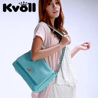 Buy Kvoll Twist-Lock Chain-Strap Shoulder Bag 1022905400