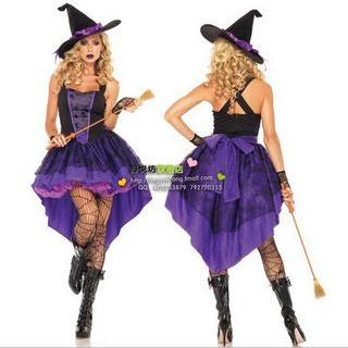 Witch Party Costume 1039787954