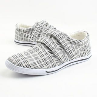 Picture of BSQT Checkered Print Sneakers 1023071204 (Sneakers, BSQT Shoes, Taiwan Shoes, Womens Shoes, Womens Sneakers)