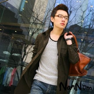 Picture of NanNom Long Shirt 1022480674 (NanNom, Mens Shirts, Korea)