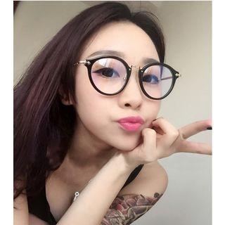 Round Frame Glasses 1060296761