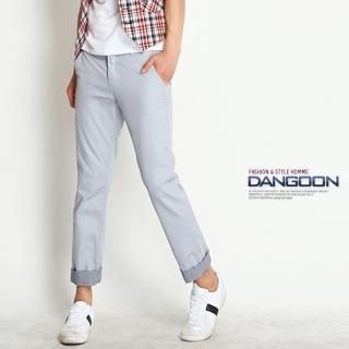 Picture of DANGOON Cuffed Pants 1022852234 (DANGOON, Mens Pants, Korea)