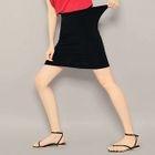 Band-Waist Pencil Skirt 1596