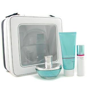 Buy Nautica – My Voyage Coffret: Eau De Parfum Spray 50ml/1.7oz + Body Lotion 75ml/2.5oz + Purse Spray+Bag 3pcs+1bag