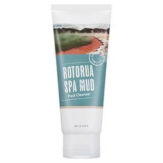 Rotorua Spa Mud Pack Cleanser