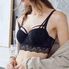 Set: Lace Push-Up Bra + Panties 1596