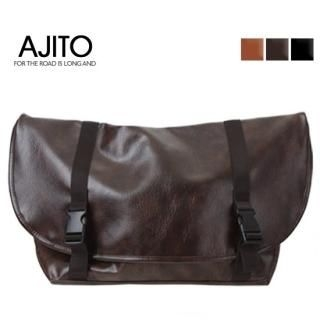 Picture of AJITO Buckled Belt Bag 1023061470 (AJITO, Bags, Korea Bags, Mens Bags, Other Mens Bags)
