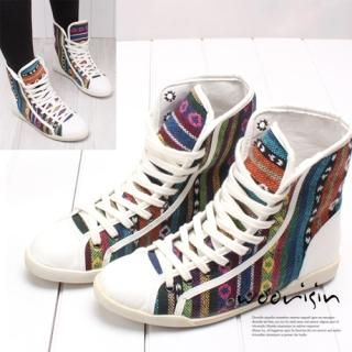 Buy Woorisin High Top Sneakers 1022239060