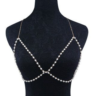 Beaded Bust Chain 1060436878
