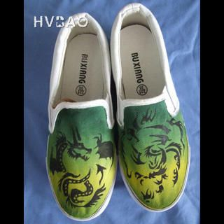 Buy HVBAO Dragons Slip-Ons 1020381797